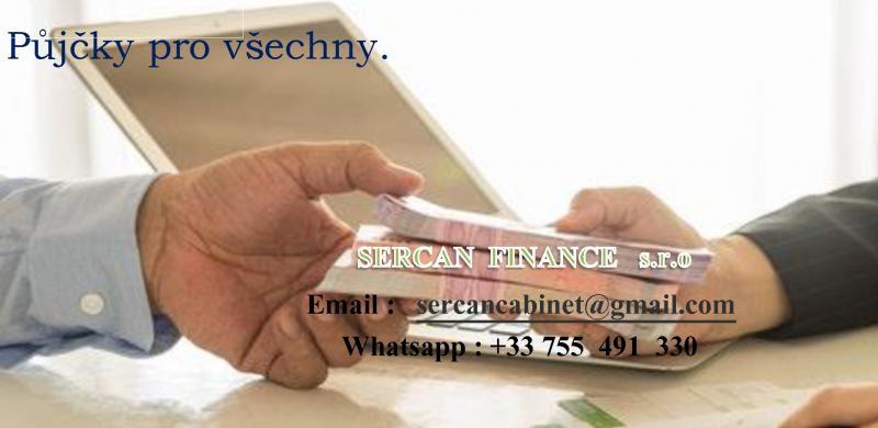 Speciální nabídku půjčky rychlý a spolehlivý. (1/1)